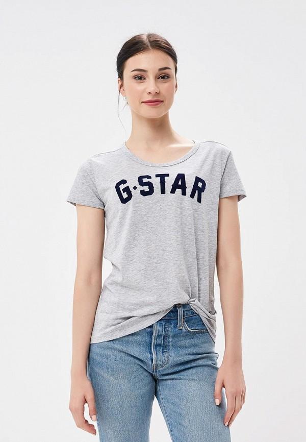 Футболка G-Star G-Star GS001EWBPBW6 футболка мужская g star raw 574713 gs g star