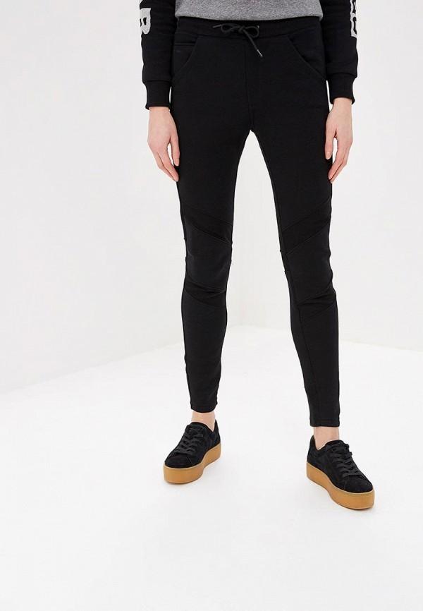 женские спортивные спортивные брюки g-star raw, черные