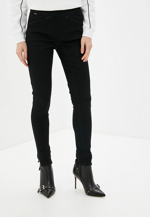 женские повседневные брюки g-star raw, черные