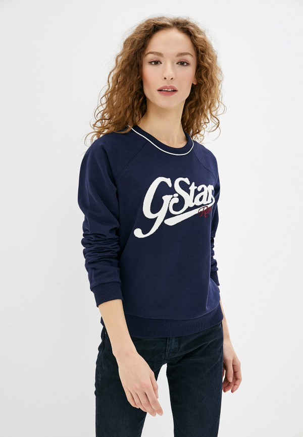 Свитшот G-Star G-Star GS001EWFZMC0