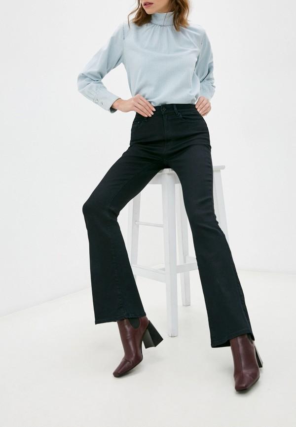 женские джинсы клеш g-star raw, черные