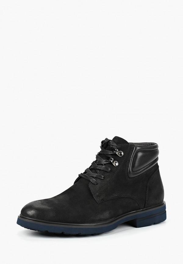 Купить Ботинки Guido Grozzi, gu014amciuh3, черный, Осень-зима 2018/2019