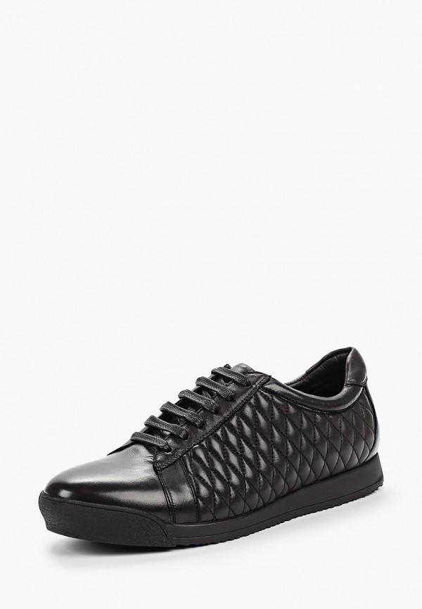 Фото 2 - мужские кроссовки Guido Grozzi черного цвета