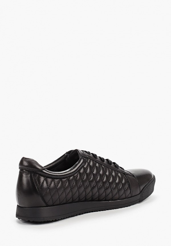Фото 3 - мужские кроссовки Guido Grozzi черного цвета