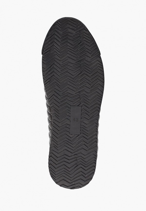Фото 5 - мужские кроссовки Guido Grozzi черного цвета