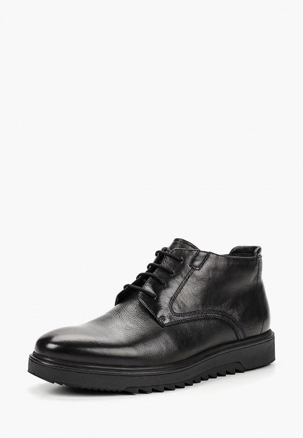 Купить Ботинки Guido Grozzi, gu014amciul0, черный, Осень-зима 2018/2019