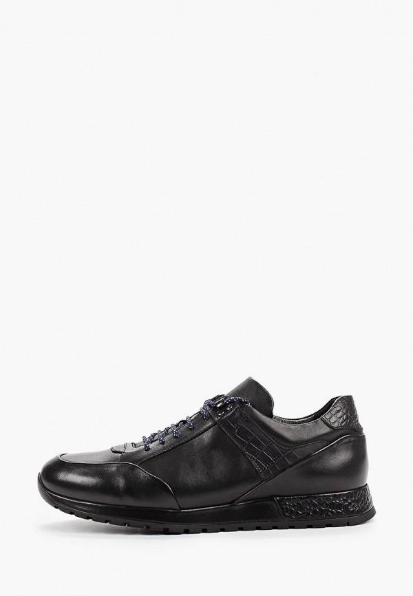 мужские кроссовки guido grozzi, черные