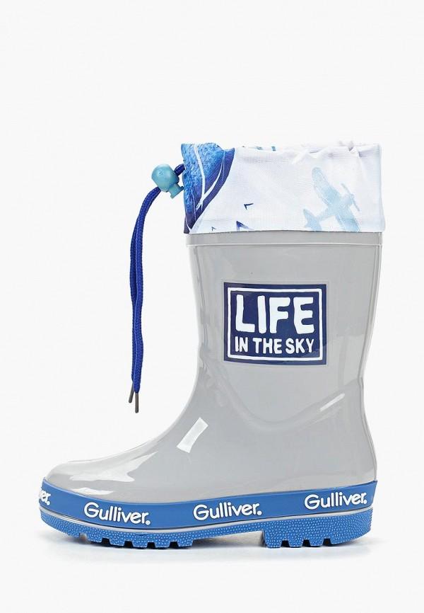 Резиновые сапоги Gulliver Gulliver GU015ABEEXG4 куртка утепленная gulliver gulliver gu015ebcrpv1
