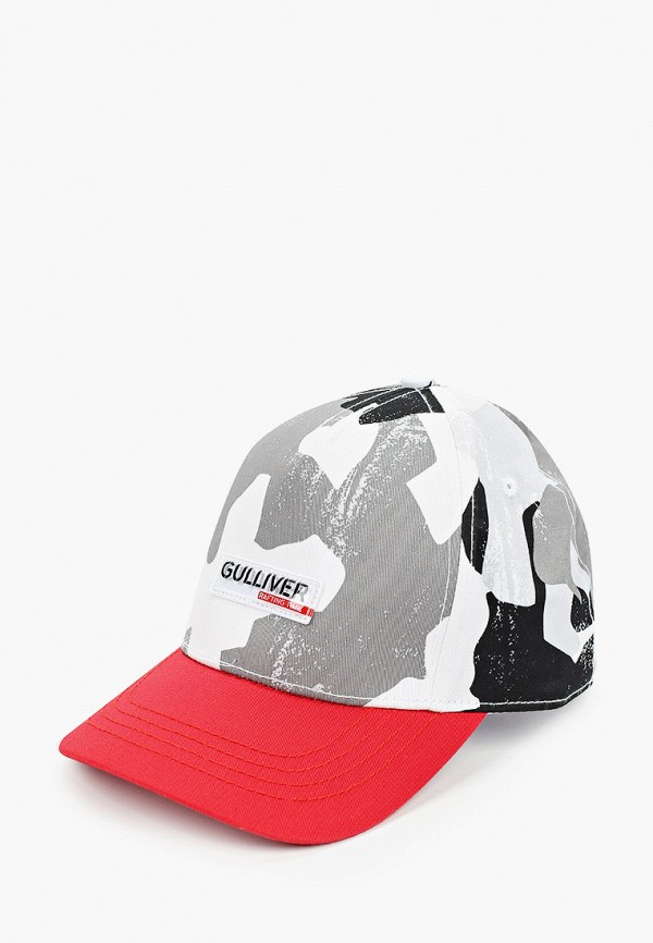 Бейсболка Gulliver Gulliver 12106BMC7104 серый фото