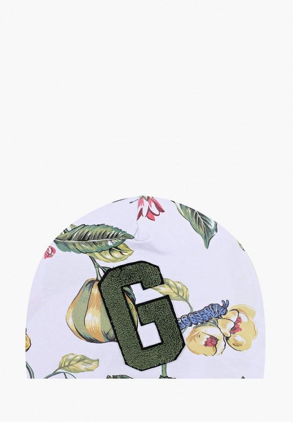 шапка gulliver для девочки, белая