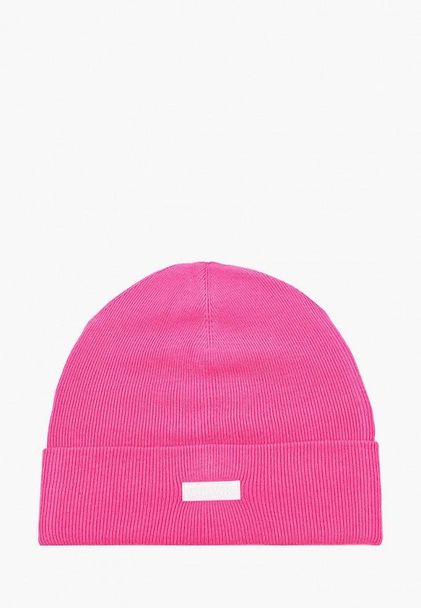 шапка gulliver для девочки, розовая