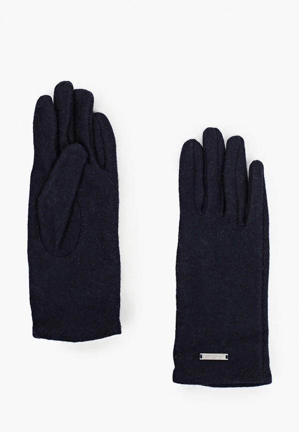 перчатки gulliver для девочки, синие
