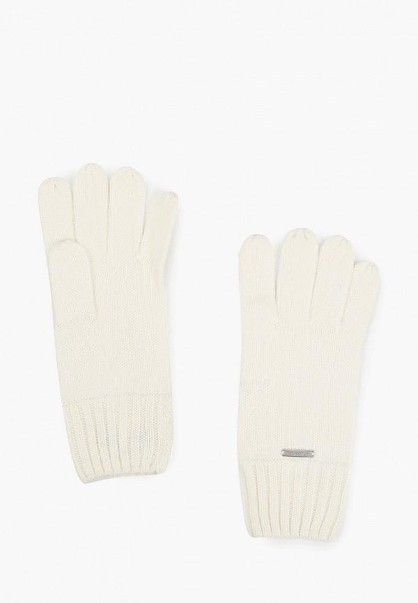 перчатки gulliver для девочки, белые