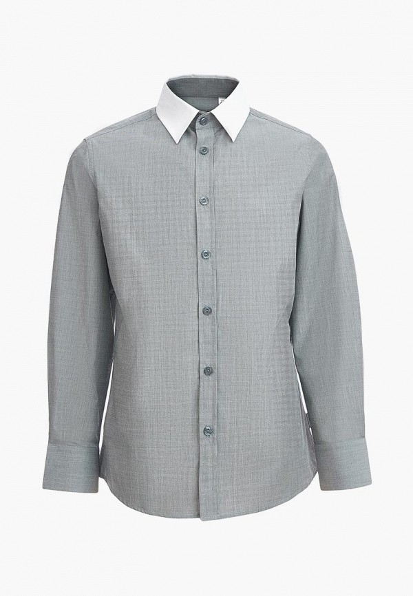 Рубашка Gulliver Gulliver GU015EBBTVH2 куртка утепленная gulliver gulliver gu015ebcrpv1