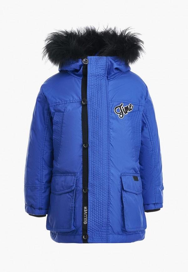 Куртка утепленная Gulliver Gulliver GU015EBCRPS6 куртка утепленная gulliver gulliver gu015egbtwx0