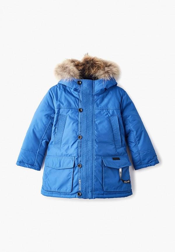 Куртка утепленная Gulliver Gulliver GU015EBCRPS6 куртка утепленная gulliver gulliver gu015ebcrpu7