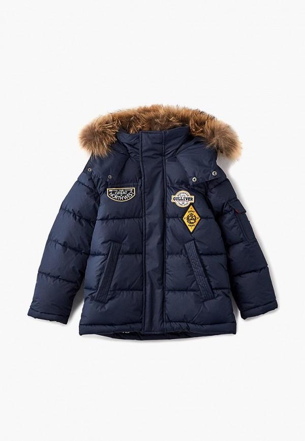 Куртка утепленная Gulliver Gulliver GU015EBCRPS8 куртка утепленная gulliver gulliver gu015egbtwx0