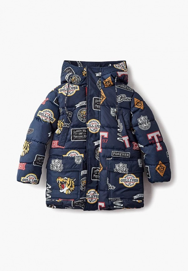 Куртка Gulliver Gulliver GU015EBCRPT0 куртка утепленная gulliver gulliver gu015egcrpu3
