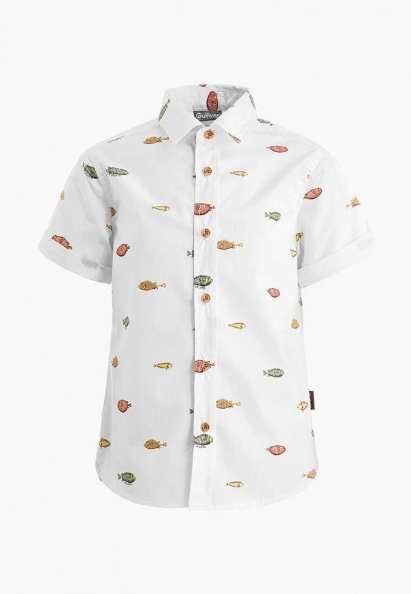Рубашка Gulliver Gulliver GU015EBEEWZ0 рубашка gulliver gulliver gu015ebbuoa3