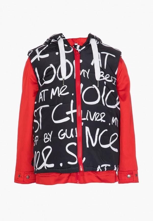 Куртка утепленная Gulliver Gulliver GU015EBEEWZ6 куртка утепленная gulliver gulliver gu015ebcrpu7