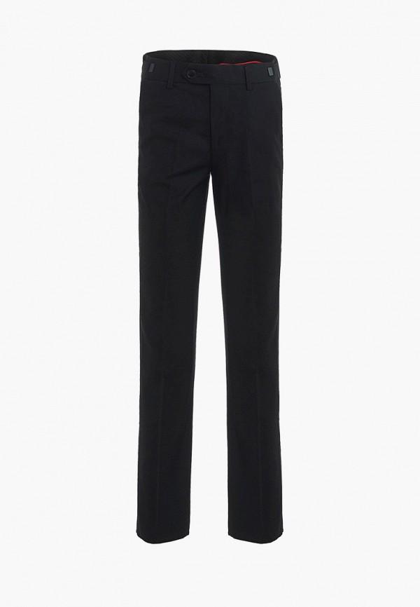 брюки gulliver для мальчика, черные