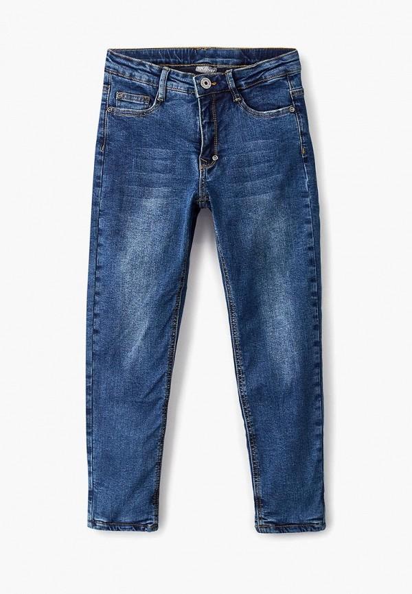 джинсы gulliver для мальчика, синие