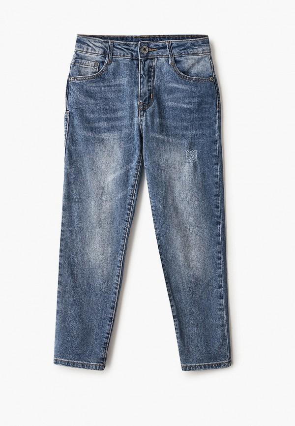 джинсы gulliver для мальчика, голубые