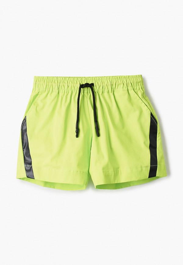 шорты gulliver для мальчика, зеленые