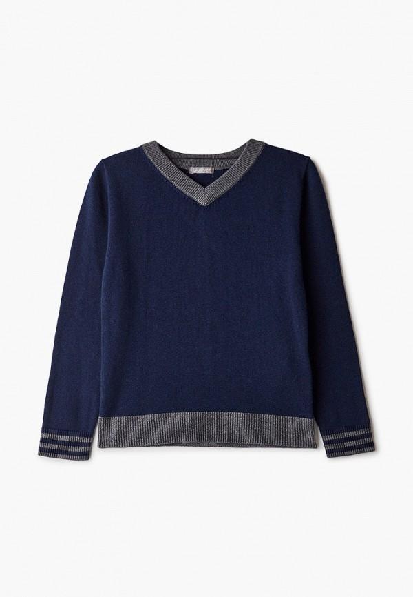 Пуловер Gulliver Gulliver 220GSBC3101 синий фото