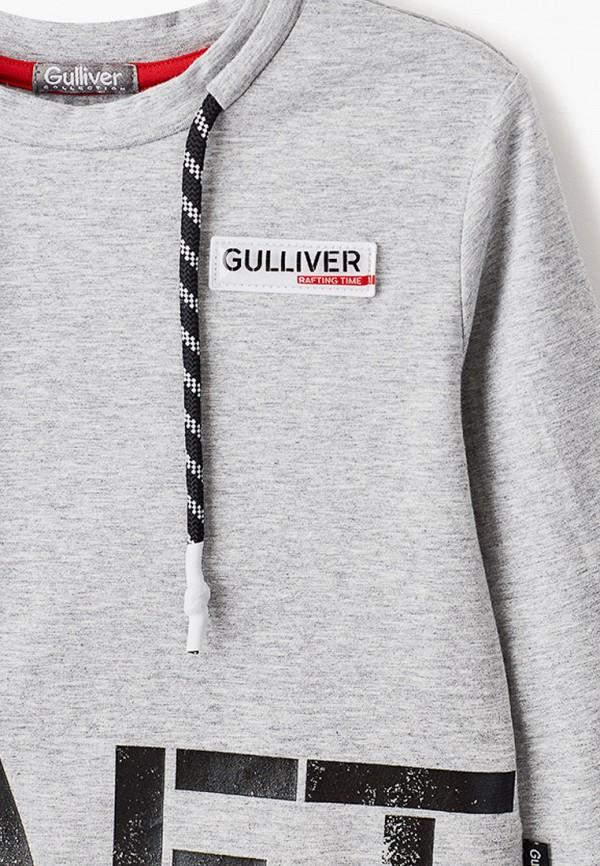 Лонгслив для мальчика Gulliver 12106BMC1215 Фото 3