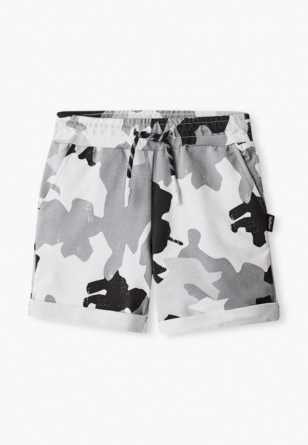 спортивные шорты gulliver для мальчика, разноцветные