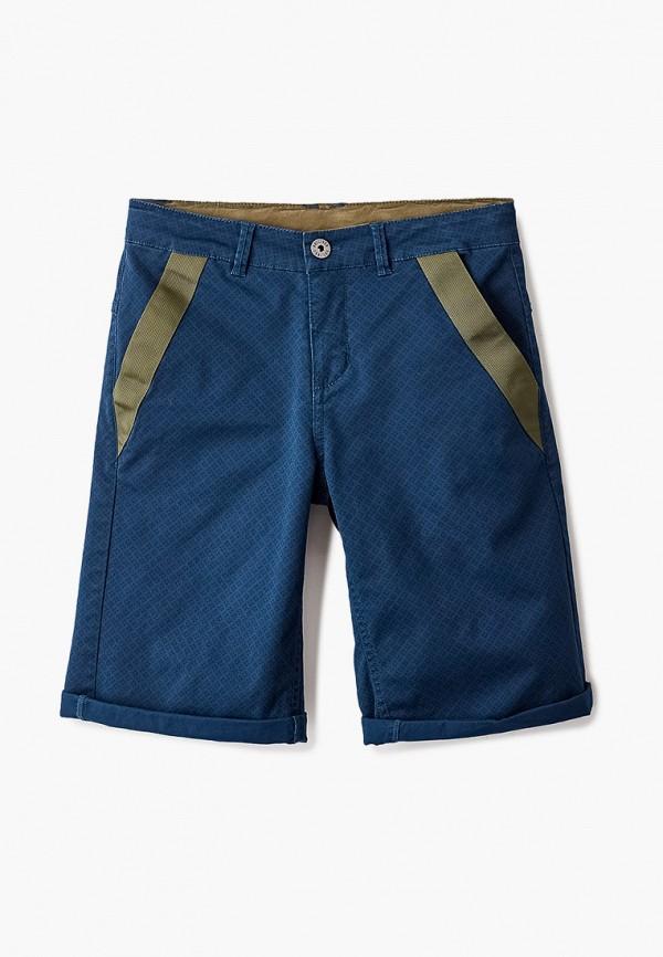 шорты gulliver для мальчика, синие