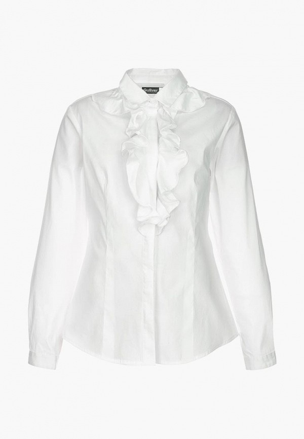 Блуза Gulliver Gulliver GU015EGBTVK0 gulliver брюки для девочки gulliver