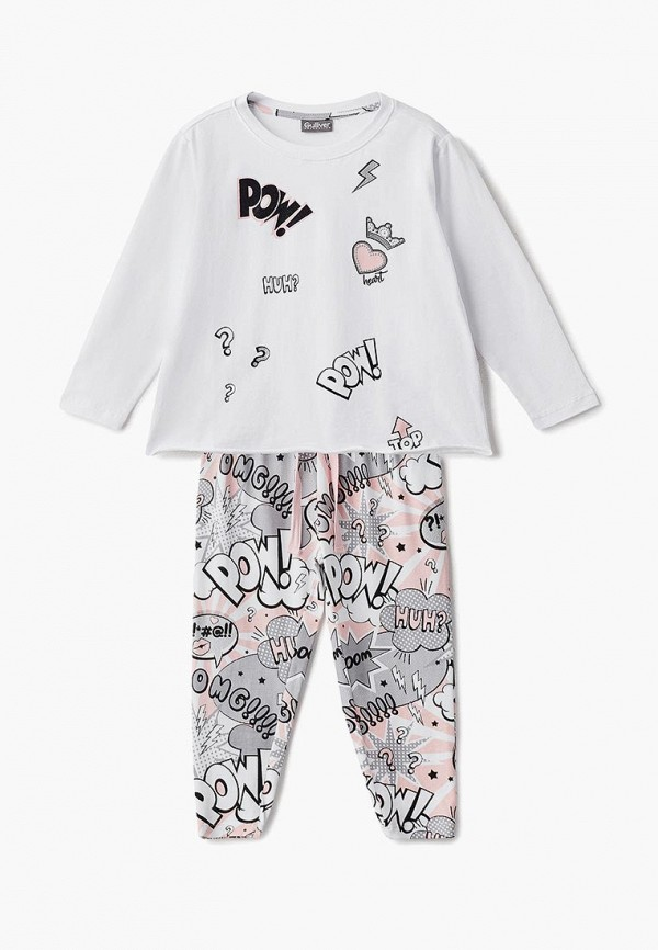 Пижама для девочки Gulliver 21800GC9701