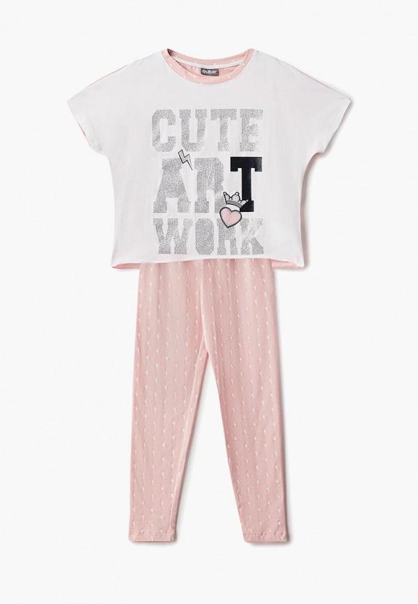 Пижама для девочки Gulliver 21800GC9702