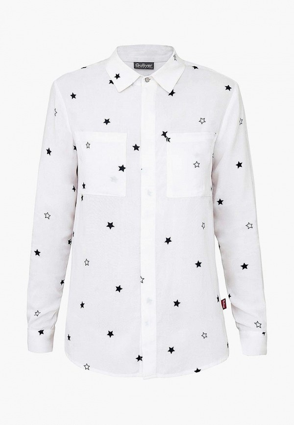 Блуза Gulliver Gulliver GU015EGCRPR0 блуза gulliver gulliver gu015egbtvk3