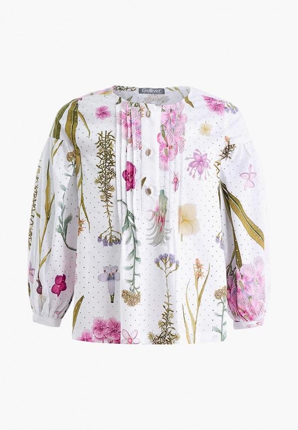 Блуза Gulliver Gulliver GU015EGEEWX6 блуза gulliver gulliver gu015egbtvk3