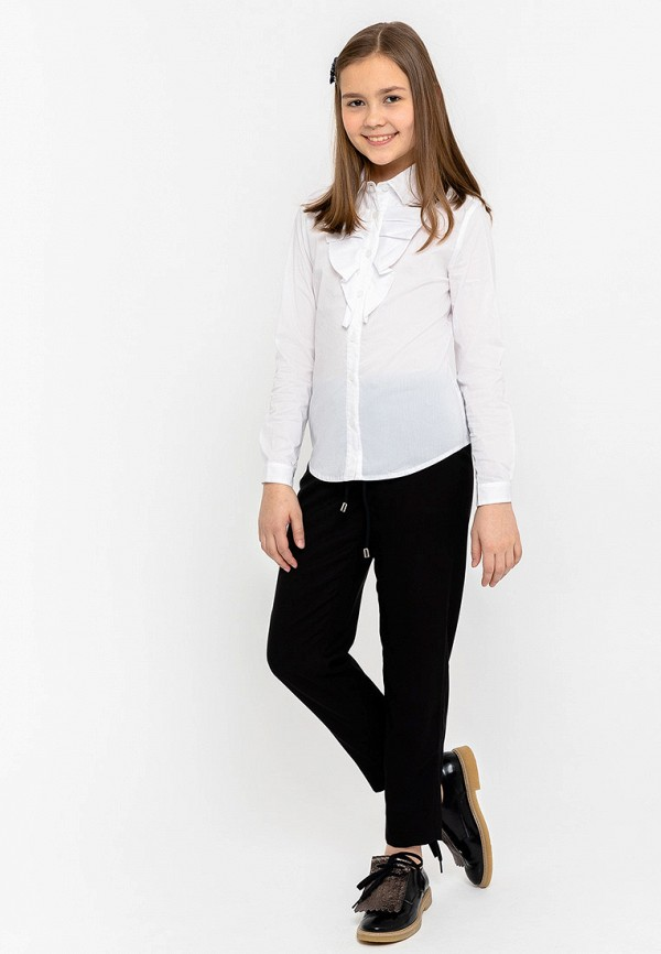 Фото 3 - Блузу Gulliver белого цвета
