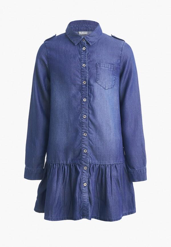 Платье джинсовое Gulliver Gulliver GU015EGFOEC3 цена