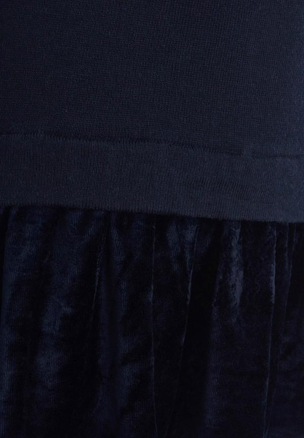 Фото 3 - Водолазка Gulliver синего цвета