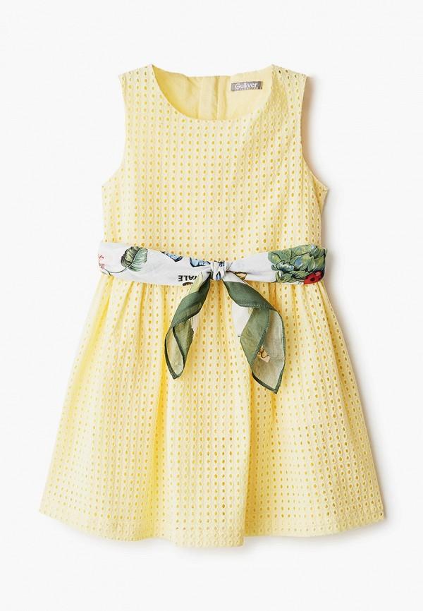 Платье Gulliver Gulliver GU015EGIBUW7 платье gulliver gulliver gu015egfodz2