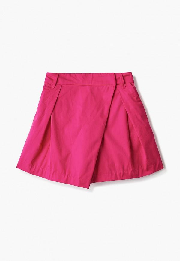 шорты gulliver для девочки, розовые