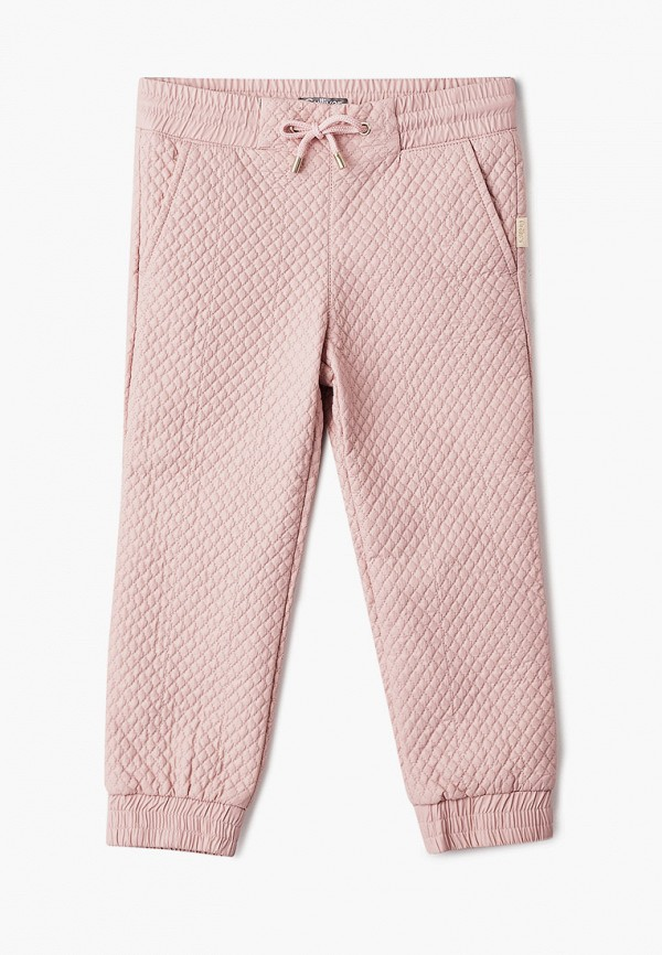 брюки gulliver для девочки, розовые