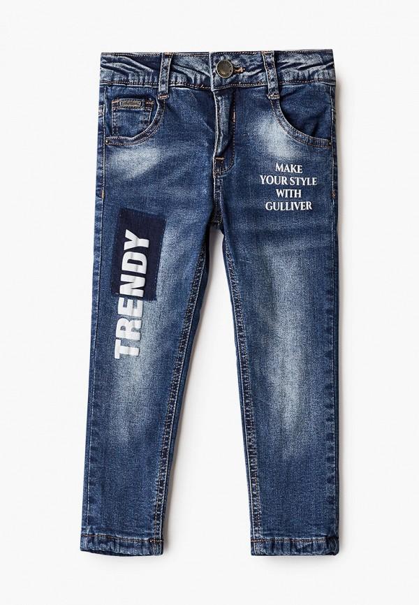 джинсы gulliver для девочки, синие