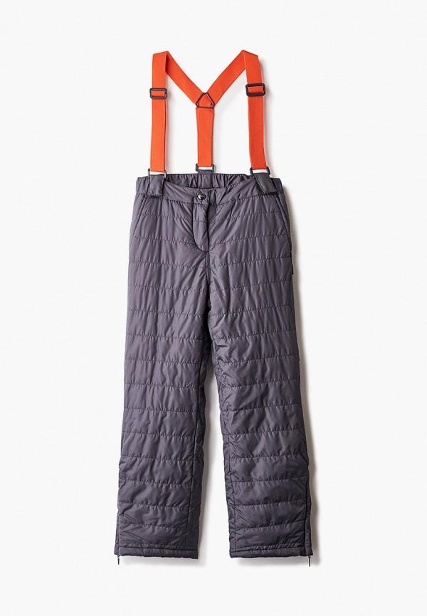 брюки gulliver для девочки, серые