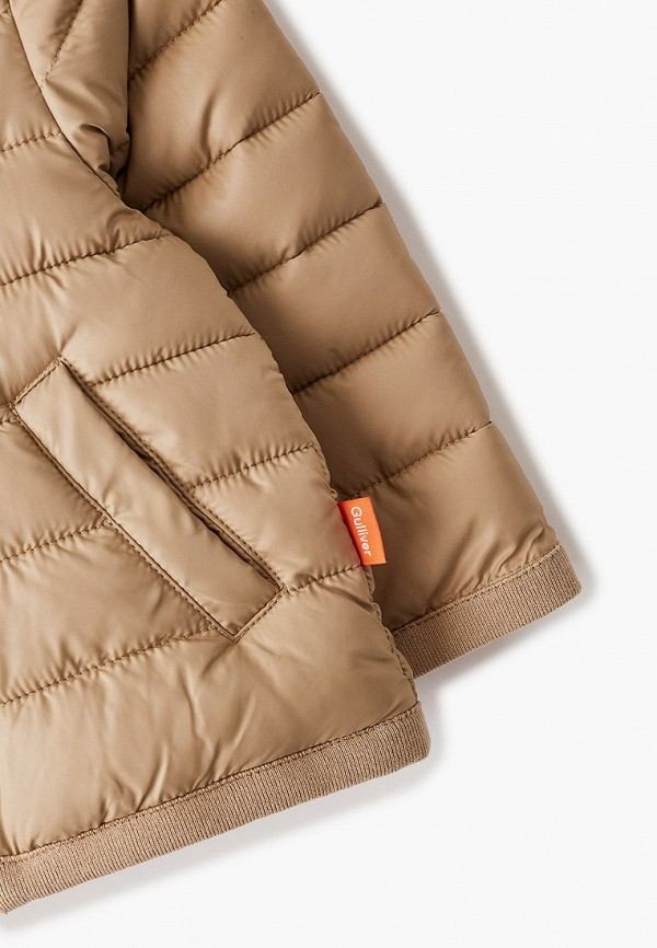 Куртка для девочки утепленная Gulliver 12102GMC4102 Фото 3
