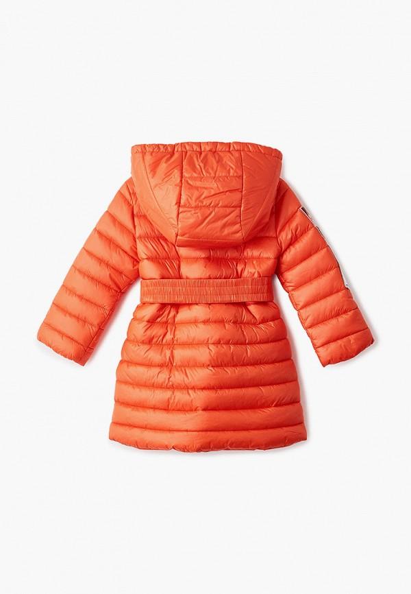Куртка для девочки утепленная Gulliver 12102GMC4504 Фото 2