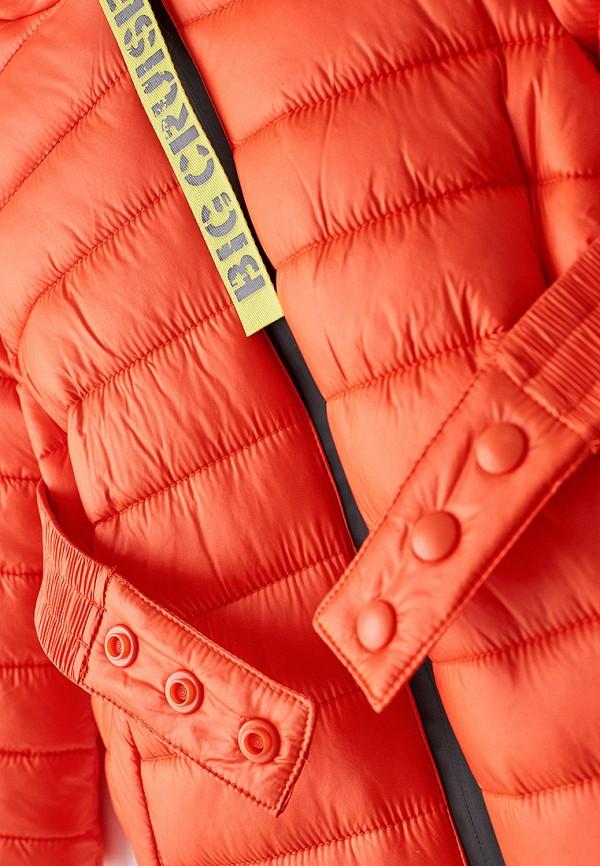 Куртка для девочки утепленная Gulliver 12102GMC4504 Фото 3