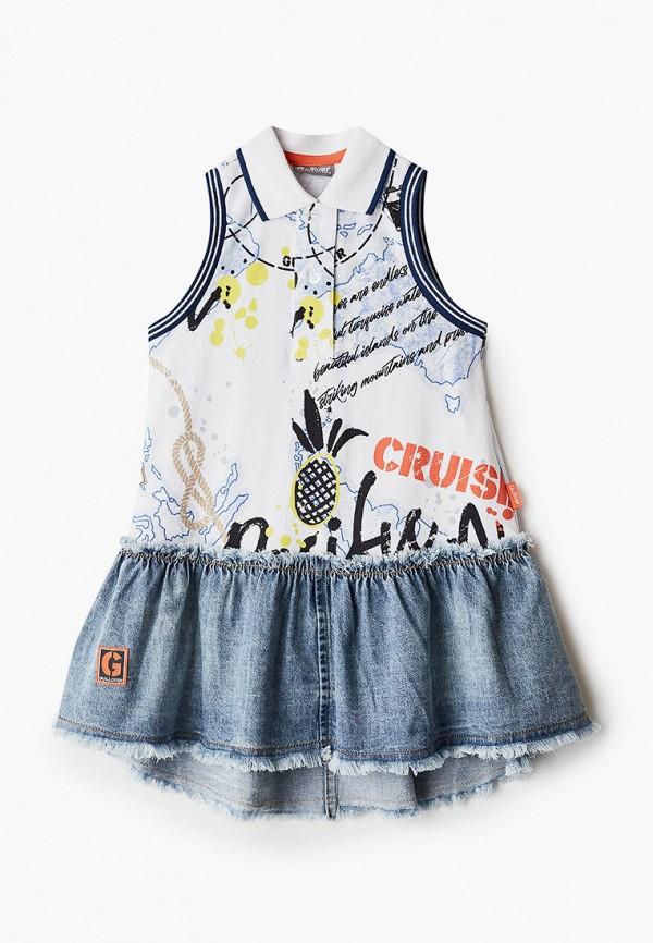 Платья для девочки Gulliver 12102GMC5004
