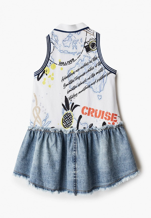 Платья для девочки Gulliver 12102GMC5004 Фото 2